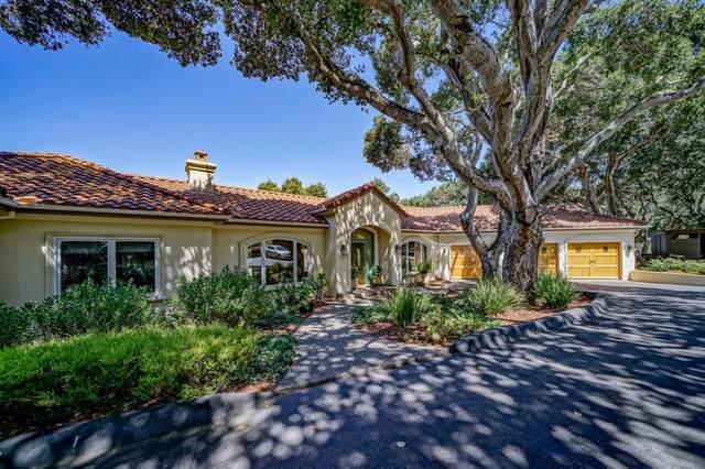 76 Rancho Rd, Carmel Valley, CA 93924 (#ML81800117) :: Alex Brant Properties