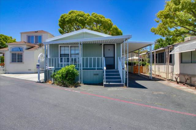 1201 Sycamore Ter 154, Sunnyvale, CA 94086 (#ML81800135) :: The Sean Cooper Real Estate Group