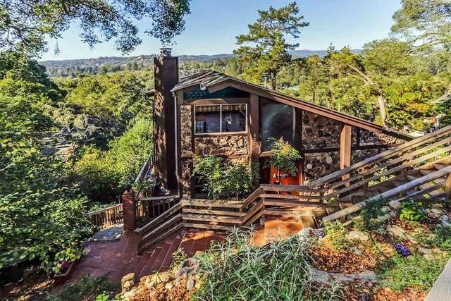 633 Loma Prieta Dr, Aptos, CA 95003 (#ML81800145) :: Schneider Estates