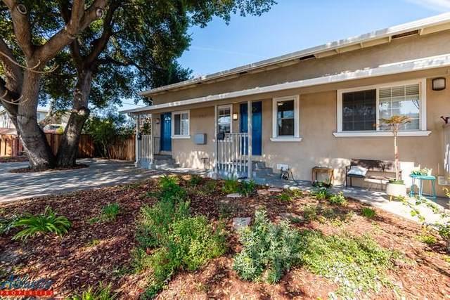 2707 Marlborough Ave, Redwood City, CA 94063 (#ML81800148) :: Strock Real Estate
