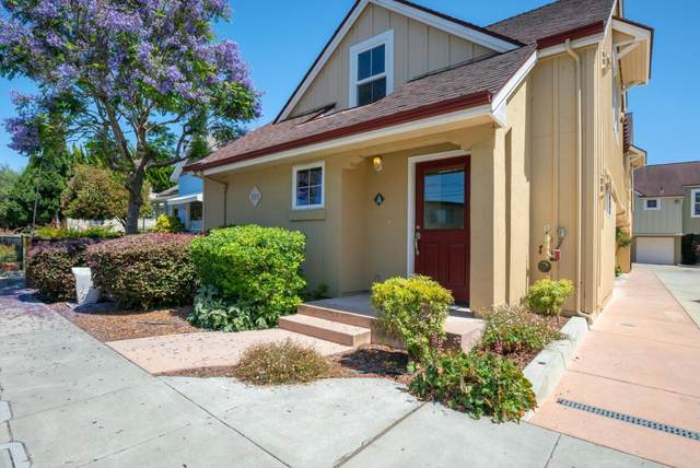 121 Blaine St A, Santa Cruz, CA 95060 (#ML81800201) :: The Sean Cooper Real Estate Group