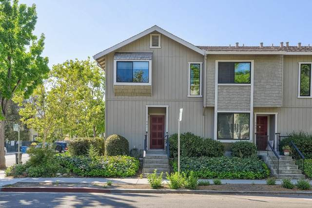 501 Channing Ave, Palo Alto, CA 94301 (#ML81800207) :: The Sean Cooper Real Estate Group