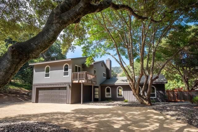 27255 Los Arboles Dr, Carmel, CA 93923 (#ML81800222) :: Alex Brant Properties