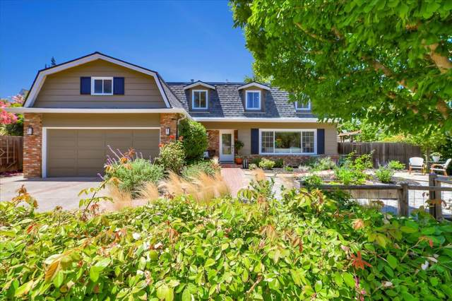 2500 Diericx Dr, Mountain View, CA 94040 (#ML81800229) :: The Sean Cooper Real Estate Group