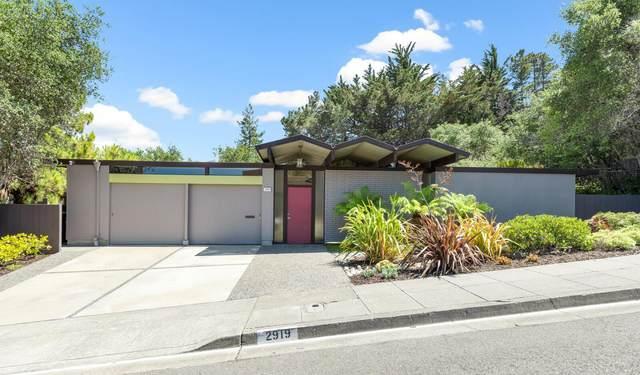2919 Frontera Way, Burlingame, CA 94010 (#ML81800242) :: The Kulda Real Estate Group