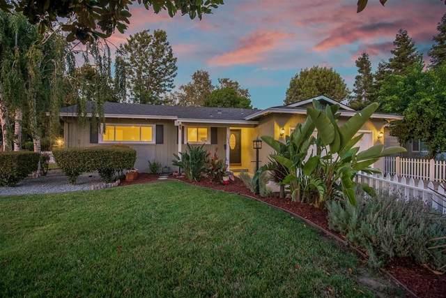 1656 Arbor Dr, San Jose, CA 95125 (#ML81800249) :: The Sean Cooper Real Estate Group