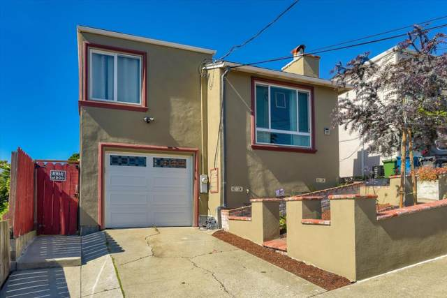 17 Tallwood Dr, Daly City, CA 94014 (#ML81800259) :: The Sean Cooper Real Estate Group
