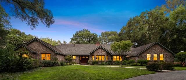 4155 Woodside Rd, Woodside, CA 94062 (#ML81800274) :: The Kulda Real Estate Group