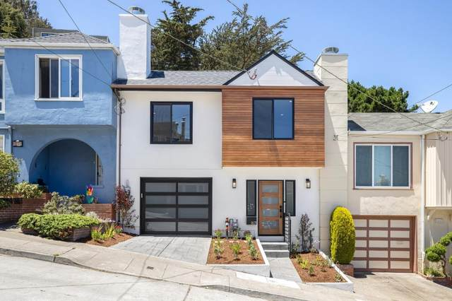 1671 Funston Ave, San Francisco, CA 94122 (#ML81800292) :: The Sean Cooper Real Estate Group