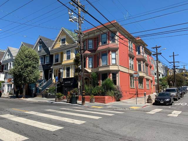 4052 18th St, San Francisco, CA 94114 (#ML81800310) :: The Sean Cooper Real Estate Group
