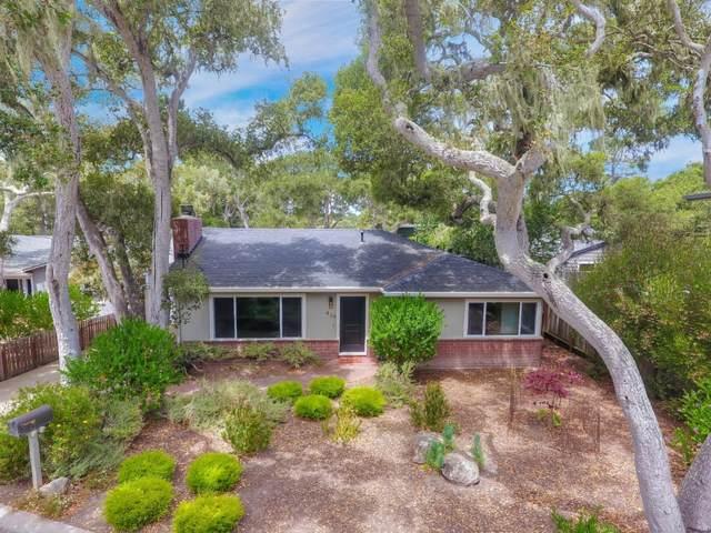 434 17 Mile Dr, Pacific Grove, CA 93950 (#ML81800318) :: Alex Brant Properties
