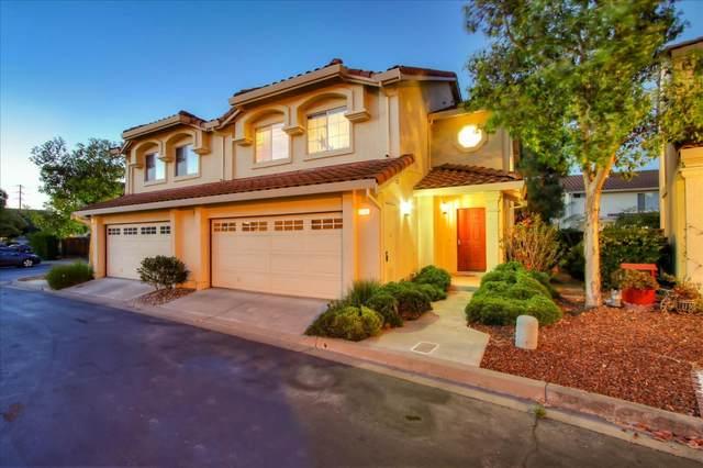 346 Fairmeadow Way, Milpitas, CA 95035 (#ML81800332) :: The Sean Cooper Real Estate Group
