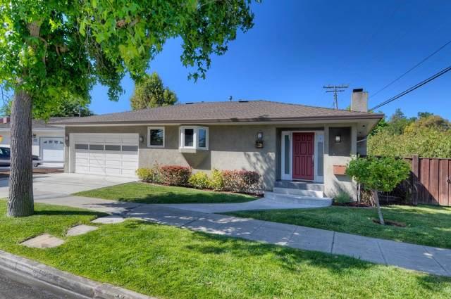 608 Myrtle St, Redwood City, CA 94061 (#ML81800351) :: Alex Brant Properties