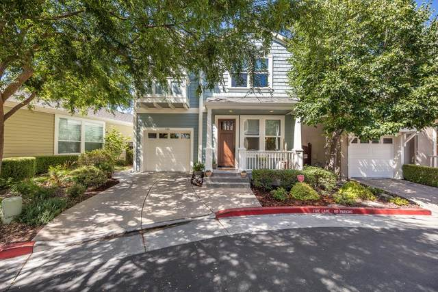 326 Creekside Village Dr, Los Gatos, CA 95032 (#ML81800354) :: Real Estate Experts