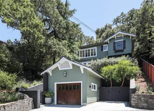 171 Lakeview Way, Redwood City, CA 94062 (#ML81800377) :: Alex Brant Properties