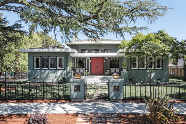 903 Durlston Rd, Redwood City, CA 94062 (#ML81800378) :: Alex Brant Properties