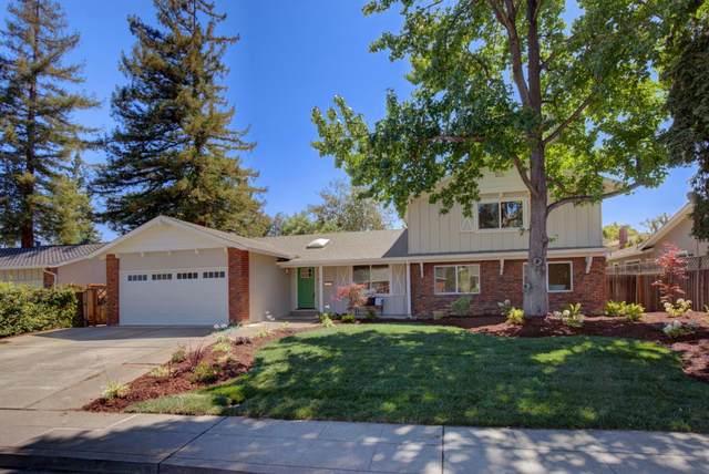2673 Yorkton Dr, Mountain View, CA 94040 (#ML81800400) :: The Sean Cooper Real Estate Group