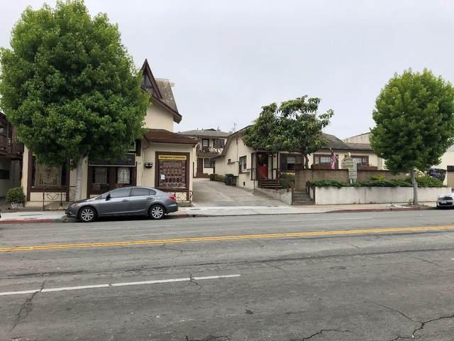 237-251 Lighthouse Ave, Monterey, CA 93940 (#ML81800420) :: Alex Brant Properties