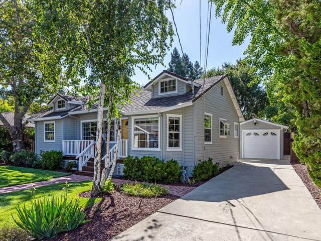 151 Whitney Ave, Los Gatos, CA 95030 (#ML81800429) :: Real Estate Experts