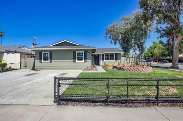 1665 Aldrich Way, San Jose, CA 95121 (#ML81800431) :: Strock Real Estate