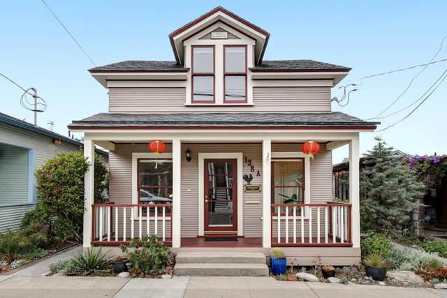 138 17th St A-B, Pacific Grove, CA 93950 (#ML81800437) :: Alex Brant Properties