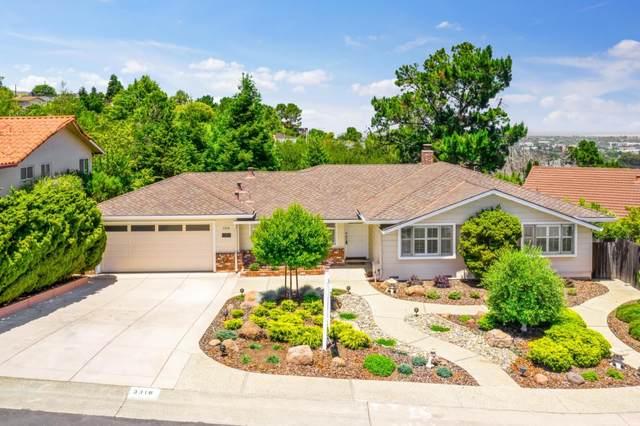 3318 Caxton Ct, San Mateo, CA 94403 (#ML81800447) :: The Kulda Real Estate Group