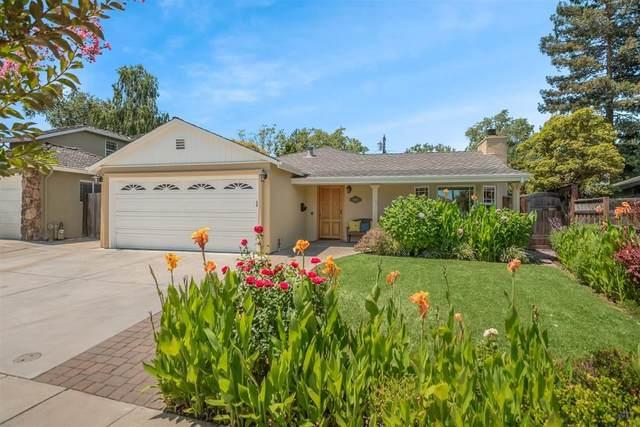 1616 Maryland St, Redwood City, CA 94061 (#ML81800461) :: Alex Brant Properties
