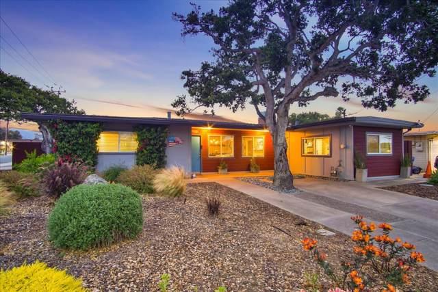 570 Casanova Ave, Monterey, CA 93940 (#ML81800466) :: Alex Brant Properties
