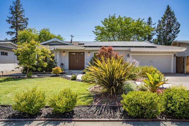 1334 Glenmoor Way, San Jose, CA 95129 (#ML81800480) :: Real Estate Experts