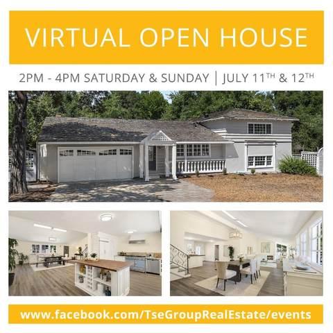 19680 Crestbrook Dr, Saratoga, CA 95070 (#ML81800482) :: Intero Real Estate