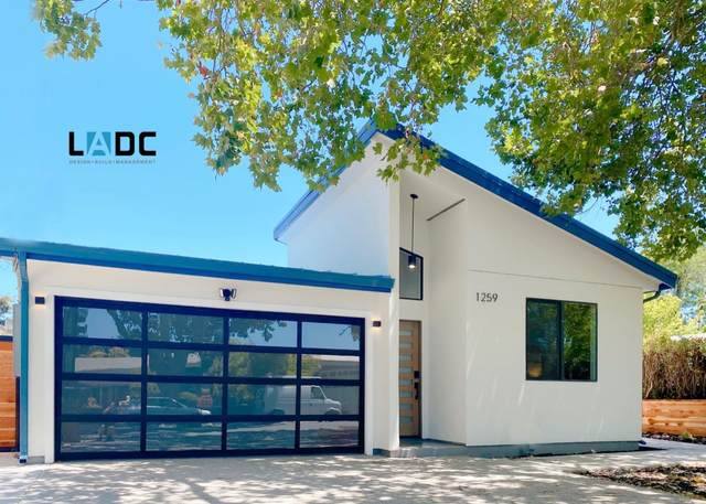 1259 Burgoyne St, Mountain View, CA 94043 (#ML81800483) :: The Sean Cooper Real Estate Group