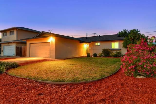 772 Vasona St, Milpitas, CA 95035 (#ML81800484) :: The Sean Cooper Real Estate Group
