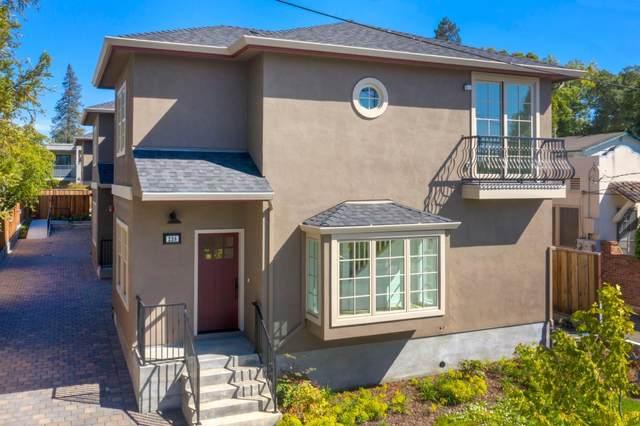 238 State St 1, San Mateo, CA 94401 (#ML81800495) :: Alex Brant Properties
