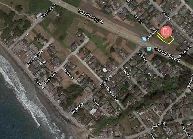 0 Medio Ave, Half Moon Bay, CA 94019 (#ML81800501) :: Alex Brant Properties