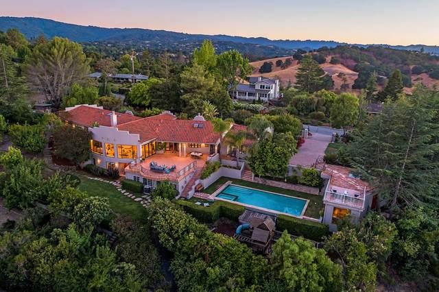 13164 La Cresta Dr, Los Altos Hills, CA 94022 (#ML81800502) :: The Kulda Real Estate Group