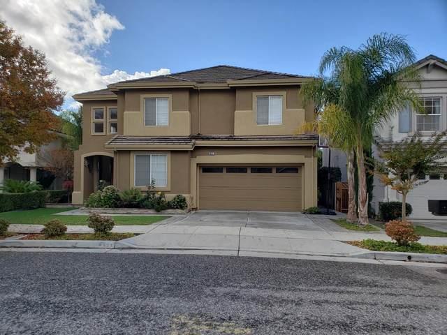 6551 Alyssa Dr, San Jose, CA 95138 (#ML81800509) :: Alex Brant Properties