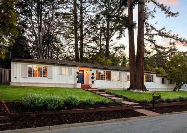 1210 Avondale Rd, Hillsborough, CA 94010 (#ML81800530) :: Robert Balina | Synergize Realty