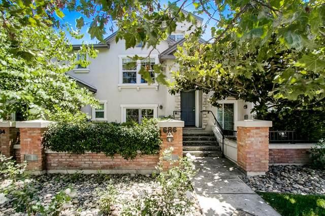 686 Willow St, San Jose, CA 95125 (#ML81800535) :: The Kulda Real Estate Group