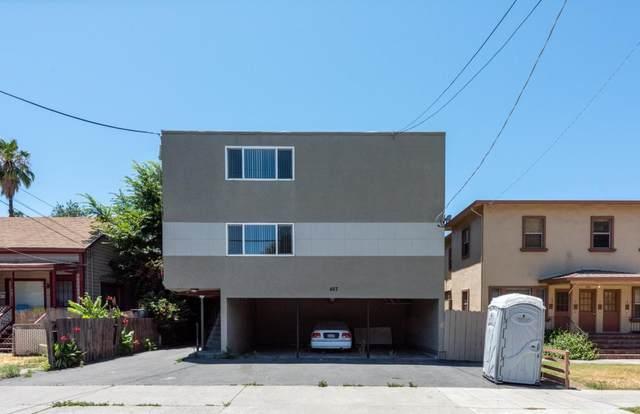 457 S 10th St, San Jose, CA 95112 (#ML81800536) :: The Kulda Real Estate Group