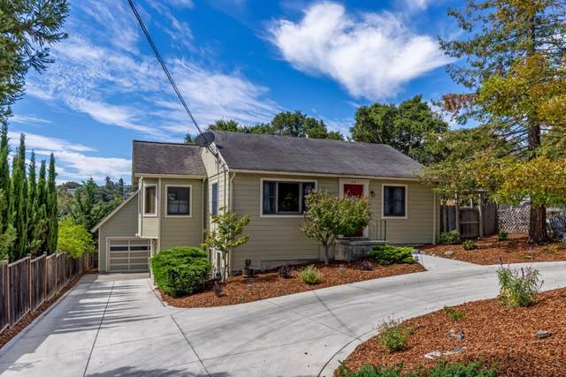 434 Summit Dr, Redwood City, CA 94062 (#ML81800565) :: The Sean Cooper Real Estate Group