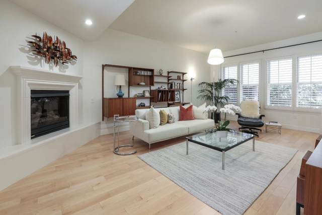 435 Sheridan Ave 110, Palo Alto, CA 94306 (#ML81800584) :: The Sean Cooper Real Estate Group