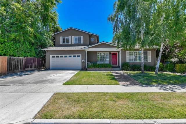 428 Kensington Park Ct, San Jose, CA 95136 (#ML81800603) :: Alex Brant Properties