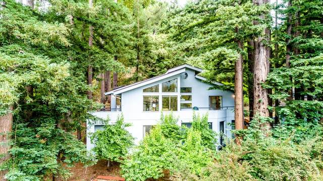 210 Compass Ct, Boulder Creek, CA 95006 (#ML81800615) :: Alex Brant Properties