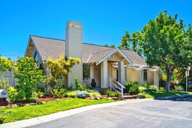 301 Windmill Park Ln, Mountain View, CA 94043 (#ML81800617) :: The Sean Cooper Real Estate Group
