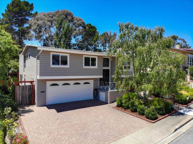 1015 Sycamore Dr, Millbrae, CA 94030 (#ML81800629) :: The Sean Cooper Real Estate Group