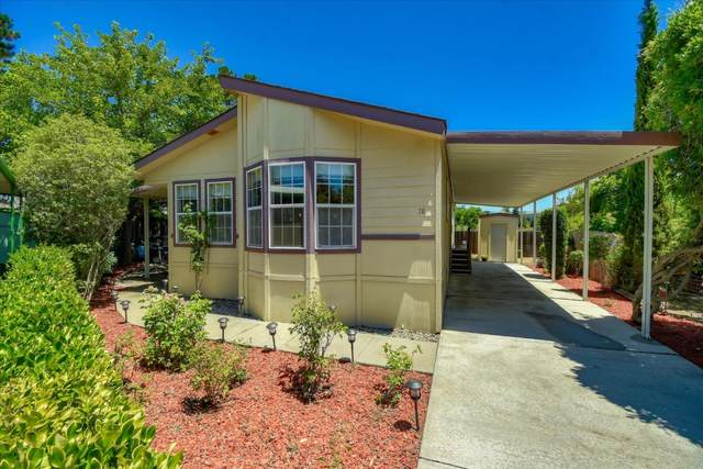78 Timber Cove Dr 78, Campbell, CA 95008 (#ML81800631) :: Intero Real Estate