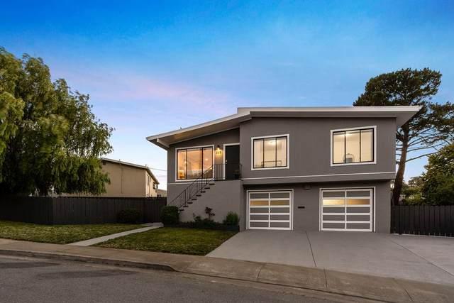 296 Avalon Dr, South San Francisco, CA 94080 (#ML81800640) :: The Sean Cooper Real Estate Group