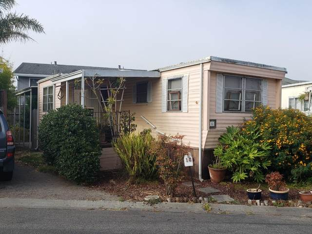692 38th Ave 16, Santa Cruz, CA 95062 (#ML81800645) :: The Sean Cooper Real Estate Group