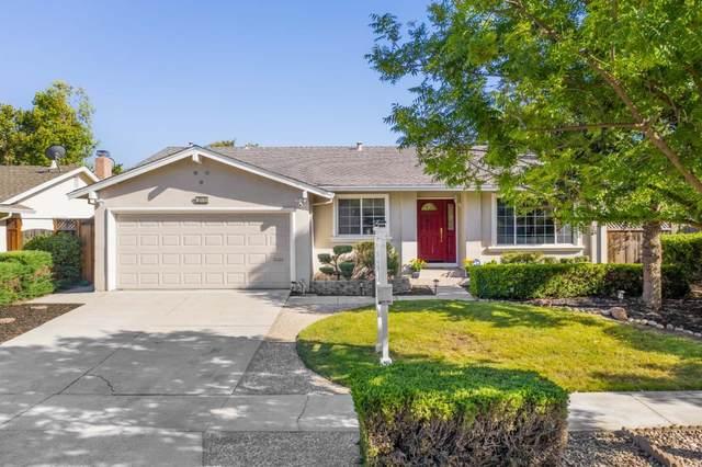 918 Knollfield Way, San Jose, CA 95136 (#ML81800663) :: The Sean Cooper Real Estate Group