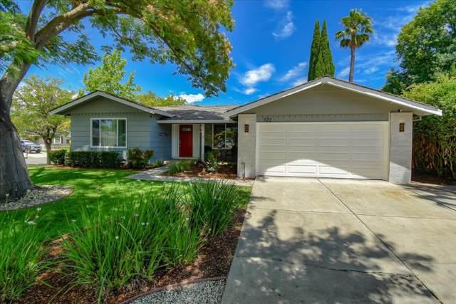 1122 Lynhurst Way, San Jose, CA 95118 (#ML81800668) :: Intero Real Estate